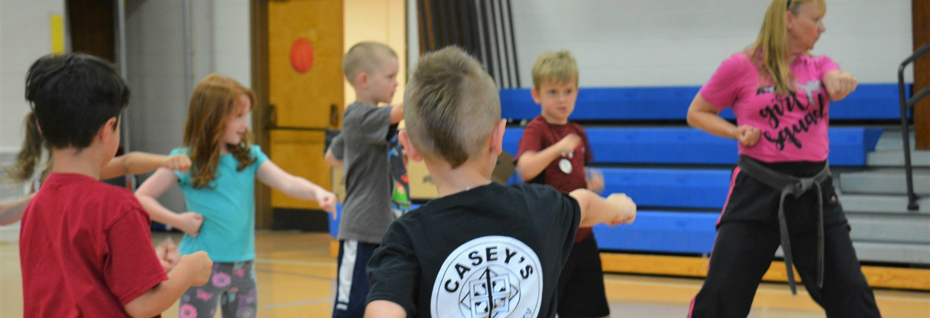 Summer Snowflakes 2018 Martial Arts In Action